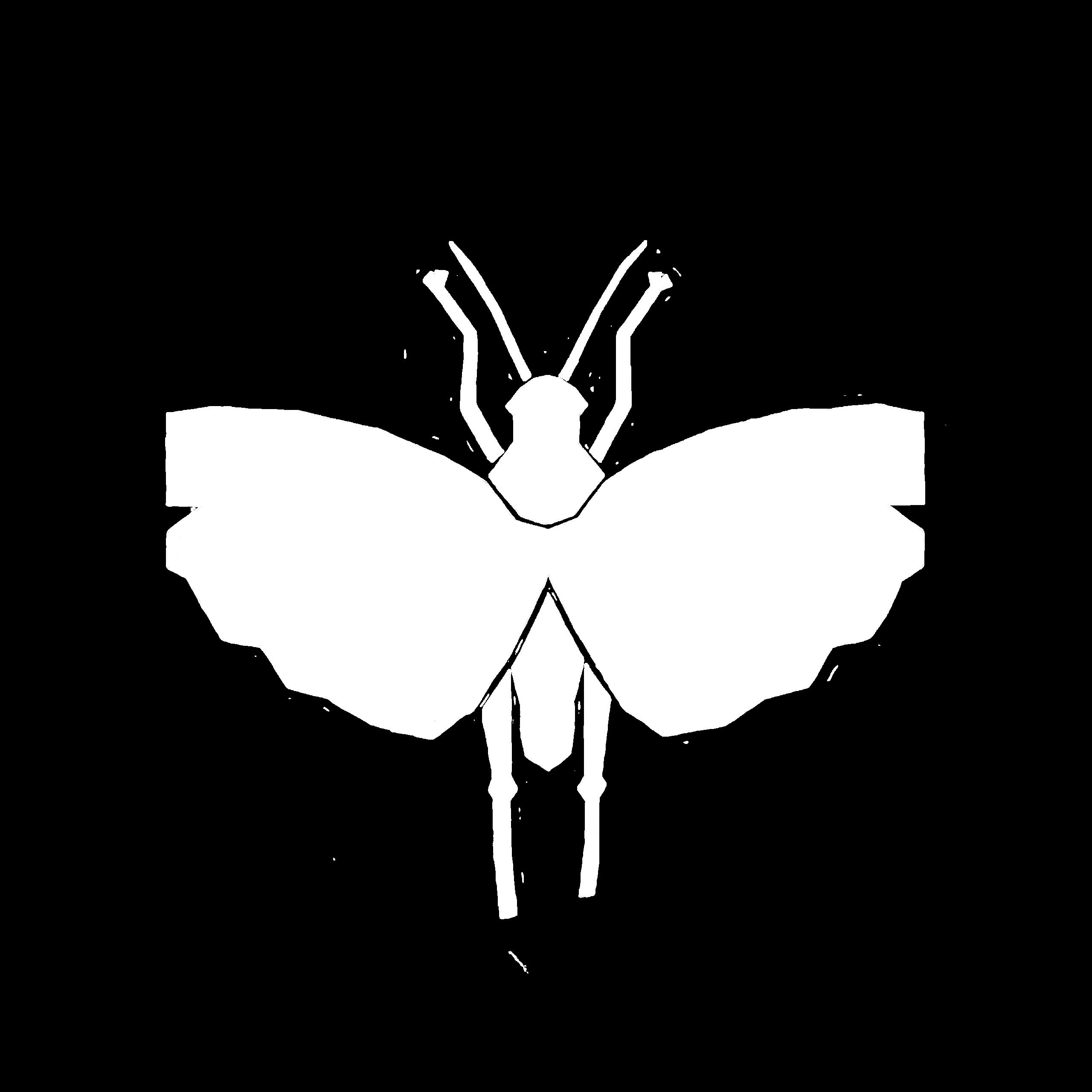 Logo Entorganics GmbH weiß transparent